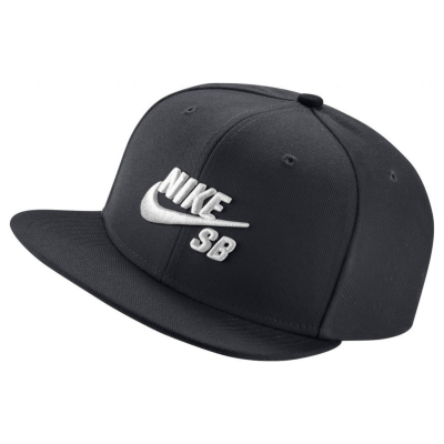 NIKE U NK Pro Cap Black