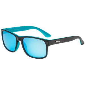 Slnečné okuliare RELAX Irabu Matt Black/Blue/Iceblue Platinum