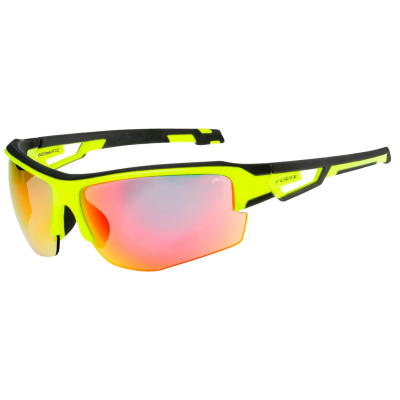 RELAX Palmeira Matt Neon Yellow/Black/Inferno Platinum