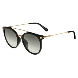 Slnečné okuliare RELAX Yuma Shiny Black/Gold/Park Green