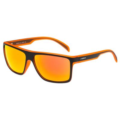 RELAX Ios Matt Black/Orange/Fire Platinum