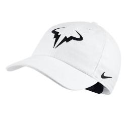 Tenisová šiltovka NIKE Rafael Nadal Court Aerobill H86 White