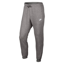 NIKE M NSW Jogger FT Club Grey/White
