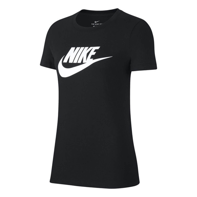NIKE NSW Essntl Icon Futura Black/White Čierno-biela S