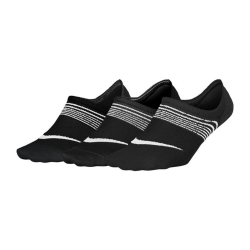 NIKE Everyday Black/White 3-pack