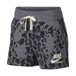 NIKE Gym Vntg Leopard Black/Sail