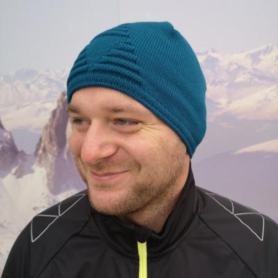 Zimná čiapka FISCHER Antholz Blue