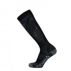 Podkolienky FISCHER Comfort Black/Grey