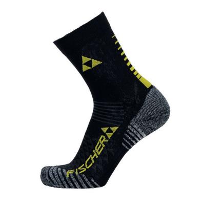 FISCHER XC Short Black/Yellow