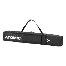 Vak na lyže ATOMIC Double Ski Bag Black/White