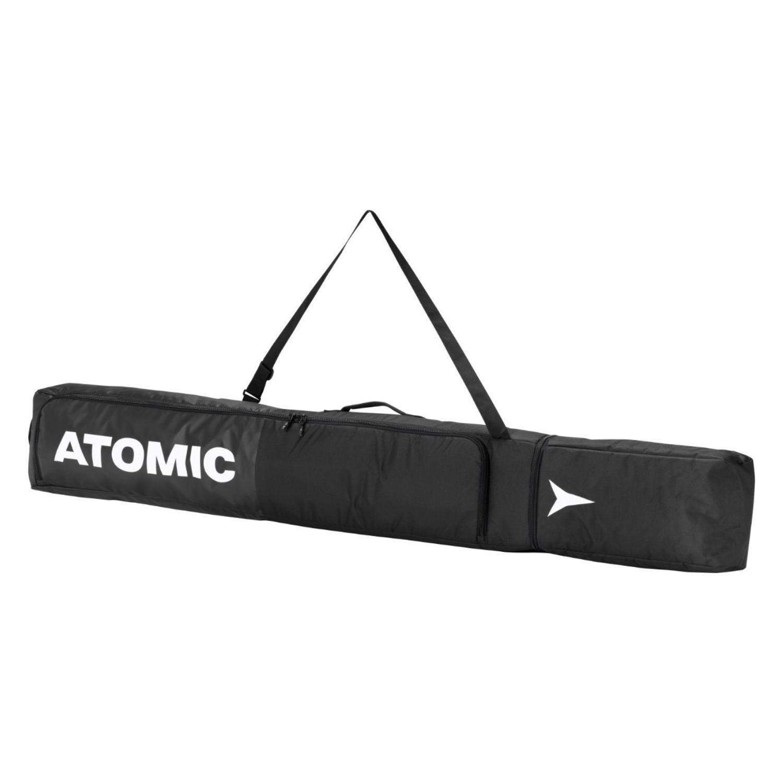 Vak na lyže ATOMIC Ski Bag Black/White Čierna