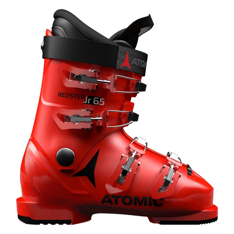 Lyžiarky ATOMIC Redster JR 65 Red/Black Červená 23.0/23.5