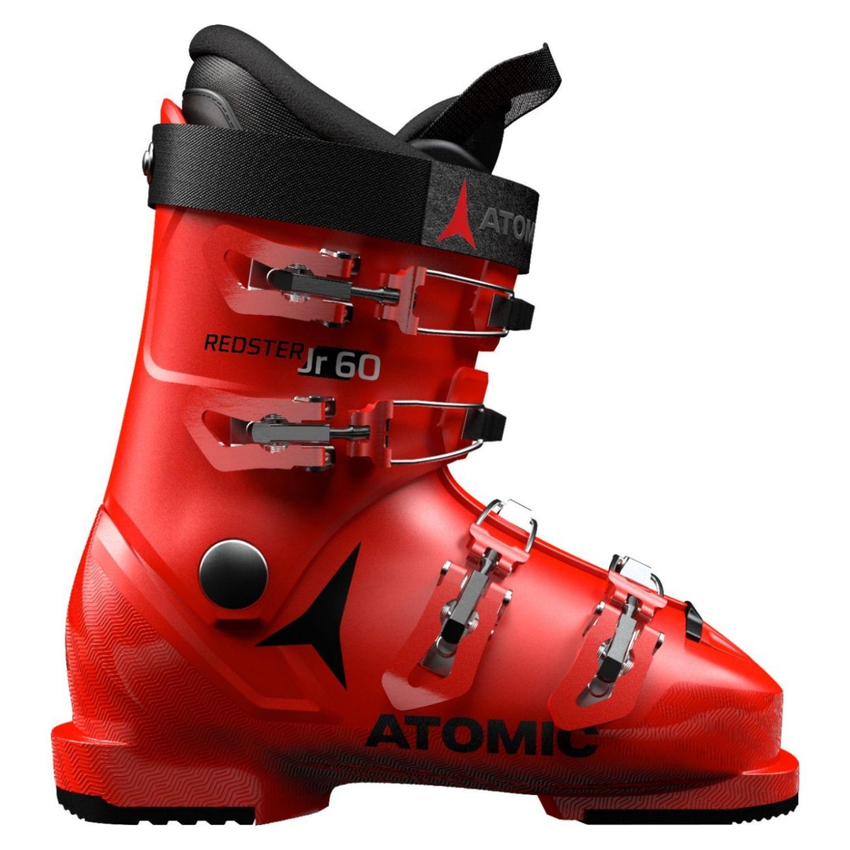 Lyžiarky ATOMIC Redster JR 60 Red/Black Červená 23.0/23.5