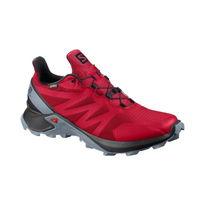 SALOMON Supercross GTX Barbados Red