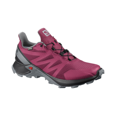 SALOMON Supercross GTX W Pink