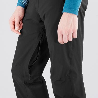 Lyžiarske nohavice SALOMON Iceglory Pant M Black