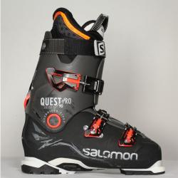 Jazdené bazarové lyžiarky SALOMON Quest Pro 90