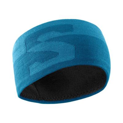 SALOMON Original Headband Fjord Blue/Lyons Blue