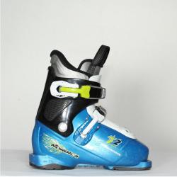 Jazdené bazárové lyžiarky NORDICA Team 2