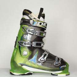 Jazdené bazarové lyžiarky ATOMIC Hawx 110 green