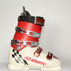 Jazdené bazarové lyžiarky ATOMIC Race