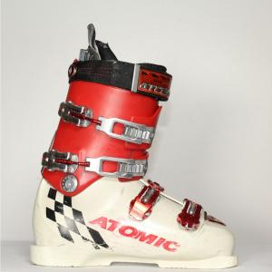 Jazdené bazárové lyžiarky ATOMIC Race