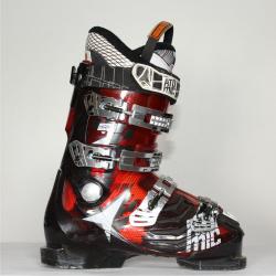 Jazdené bazárové lyžiarky ATOMIC Hawx Plus red/black
