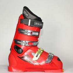Jazdené bazárové lyžiarky SALOMON Course Axe