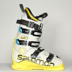 Jazdené bazárové lyžiarky SALOMON X-Max 130