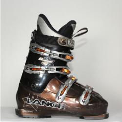 Jazdené bazárové lyžiarky LANGE Concept plus brown
