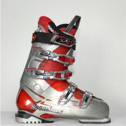 Jazdené bazárové lyžiarky SALOMON Mission 880 R80 grey/red