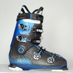 Jazdené bazárové lyžiarky SALOMON X Pro R 90 blue