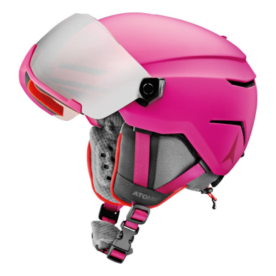 ATOMIC Savor Visor Stereo JR Pink