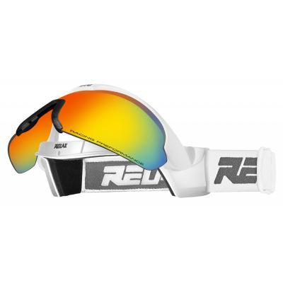 RELAX Cross Shiny White