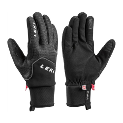 LEKI Nordic Thermo Black/Charcoal