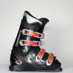 Jazdené bazárové lyžiarky ATOMIC X Plus JR