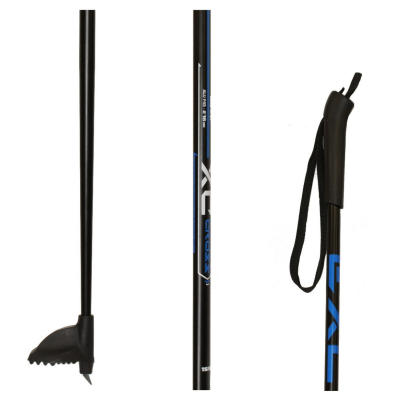 EXEL XC Cross Black/Blue