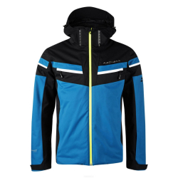 Lyžiarska bunda FISCHER Obervellach Moroccan Blue