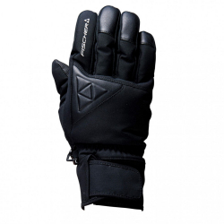 Lyžiarske rukavice FISCHER Comfort Black