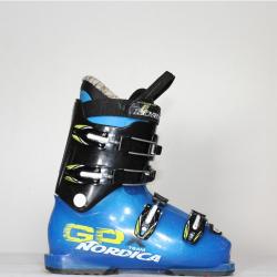 Jazdené bazárové lyžiarky NORDICA GP X Team blue