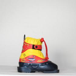 Jazdené bazárové lyžiarky DOLOMITE Aolo Miki 360°