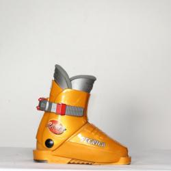 Jazdené bazárové lyžiarky TECNICA Racer orange