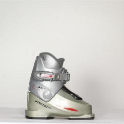 Jazdené bazárové lyžiarky TECNO Pro Grey