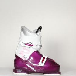 Jazdené bazárové lyžiarky ALPINA Girl AJ2