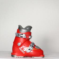 Jazdené bazárové lyžiarky TECNICA AJ Red