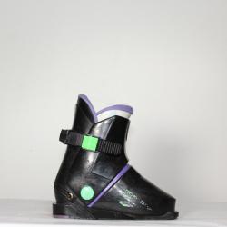Jazdené bazárové lyžiarky TECNO Pro 25 Black