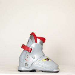 Jazdené bazárové lyžiarky NORDICA Super Grey