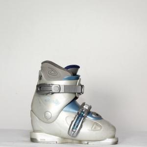 Jazdené bazárové lyžiarky DALBELLO Gaia Grey/Blue