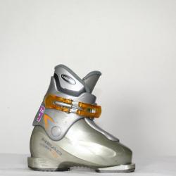 Jazdené bazárové lyžiarky HEAD Carve HT1 Grey/Orange