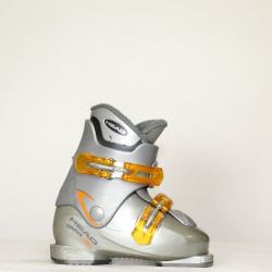 Jazdené bazárové lyžiarky HEAD Carve HT2 Grey/Orange